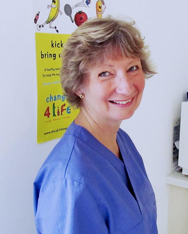 Mrs Lyn Ralph