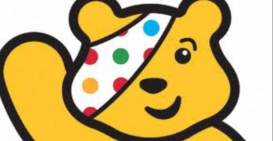 Supporting BBC Children In Need 2015