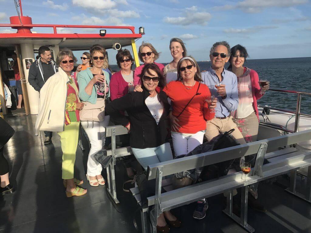 Denplan Boat trip